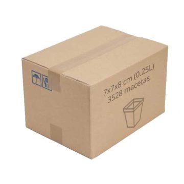 Caja 7X7X8Cm
