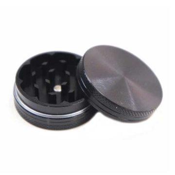 Grinder Aluminio Cnc 40Mm Negro 02