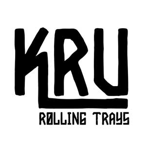 KRU Rolling Tray