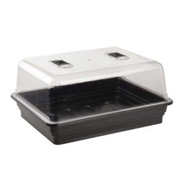 Premium Unheated Propagator Stewart Garden 52Cm 01