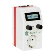 Controlador de CO2 T-Micro Pro sin sensor   TechGrow