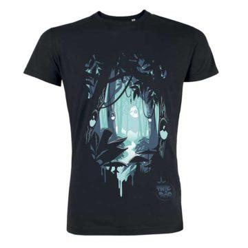 Deep Forest Algodon Negra