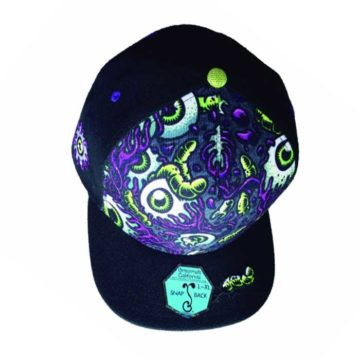 Gorra Ripper Seeds Worms And Eyes 01
