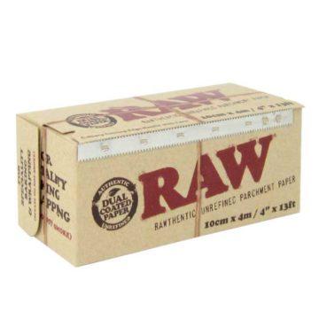 Raw Parchment Paper 10 Cm X 4M 04