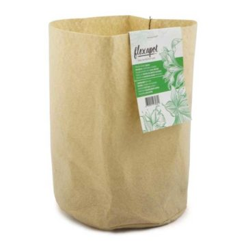 Flexapot Maceta Textil 1 Gal Beige