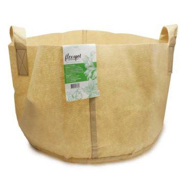 Flexapot Maceta Textil 30 Gal Beige