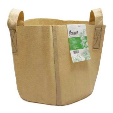 Flexapot Maceta Textil 7 Gal Beige