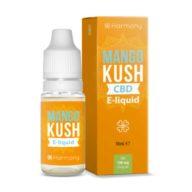 E-liquid CBD Mango Kush / líquido para vapear CBD sabor Mango Kush (10ml) | Harmony
