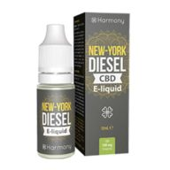 E-liquid CBD NYC Diesel / líquido para vapear CBD sabor New Yourk Diesel (10ml) | Harmony