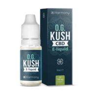 E-liquid CBD OG Kush / líquido para vapear CBD sabor OG Kush (10ml) | Harmony