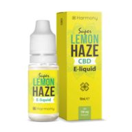 E-liquid CBD Super Lemon Haze / líquido para vapear CBD sabor Super Lemon Haze (10ml) | Harmony
