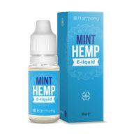 E-liquid CBD Moroccan Mint / líquido para vapear CBD sabor menta (10ml) | Harmony