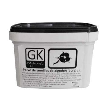 Polvo De Semillas De Algodon Guanokalong 1L