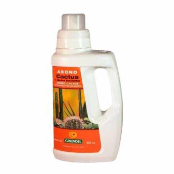 Abono Para Cactus Y Plantas Suculentas 500Cc Greendel 1