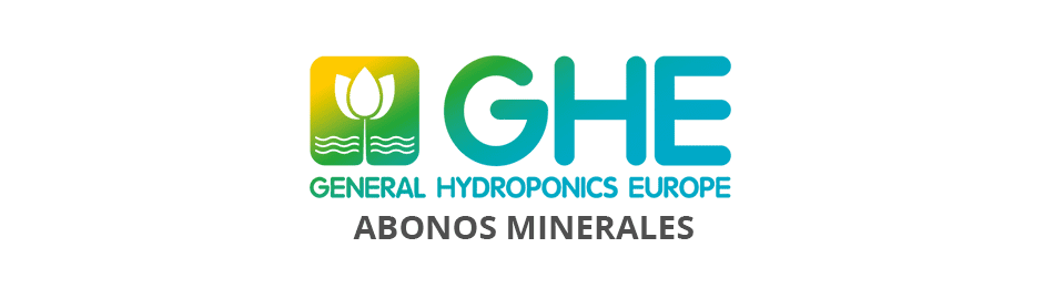 Abonos minerales GHE