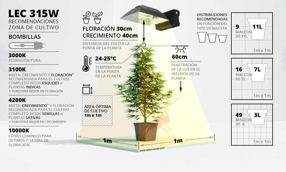Esquema Zona Cultivo Lec 315W