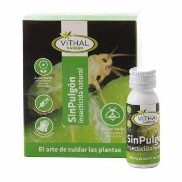 Sinpulgon Insecticida Natural Anti Pulgon Con Aceite De Neem Vithal Garden