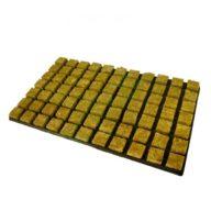 Bandeja lana de roca 77 alveolos 35x35x40cm | Cultilene