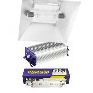 Kit LEC lumatek Reflector Hammertone