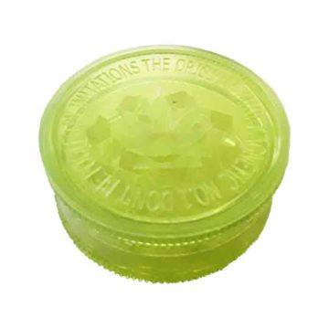 Grinder Plastico Verde 4Cm