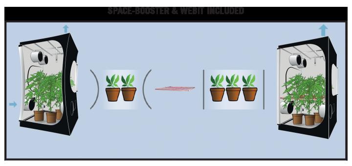 Spacebooster 1