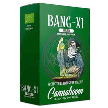 Bang X1 Insecticida Organico Mosca Blanca Trips Y Pulgon 75Ml Cannaboom