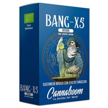 Bang X5 Fungicida Organico Contra Oidio Botrytis Y Mildium 75Ml Cannaboom