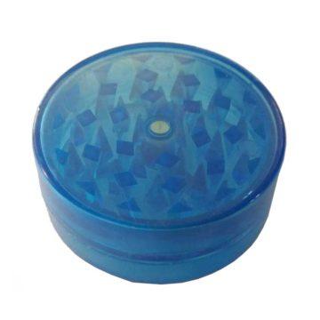 Grinder Plastico Azul 01