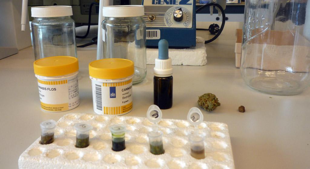 Test Kit De Cannabinoides Alpha Cat 40 03