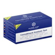 Alpha-Cat Mini Kit test análisis 6 tipos cannabionoides (8 uds.)   Alpha-Cat