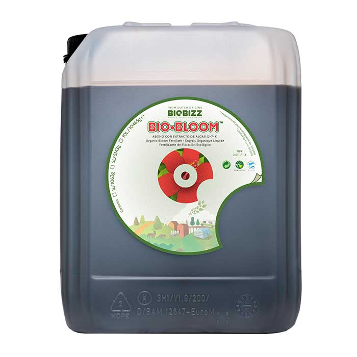 fertilizante orgánico 10 Litros