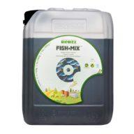 Fish-Mix estimulador de crecimiento orgánico 5L   BioBizz