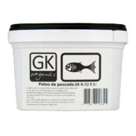 Fish Powder abono orgánico con polvo de pescado 1L | Guanokalong