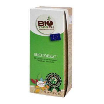 Pastillas Fertilizantes Biotabs 10Uds