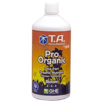 Pro Organic Bloom G O Thrive Bloom Terra Aquatica Ghe 1L