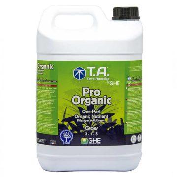 Pro Organic Grow G O Thrive Grow Terra Aquatica Ghe 5L