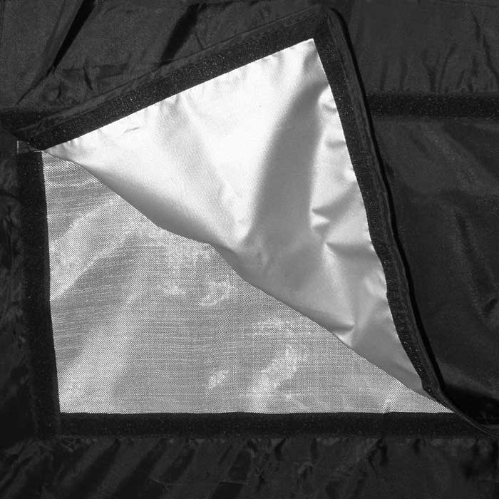 detalle Cultibox Light armario cultivo interior 60x60x140cm