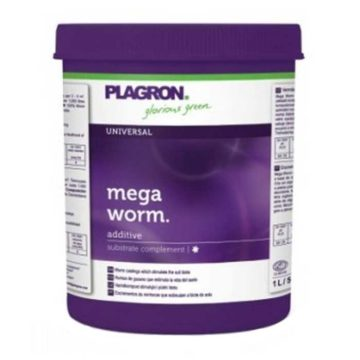 Mega Worm Plagron 1L