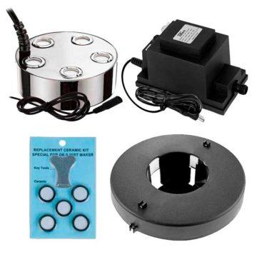 DK5-24 Humidificador de aire ultrasónico Mist Maker 5x Membranas 20mm