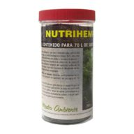 Nutrihemp recuperador sustratos con algas 100% BIO 200gr | Trabe