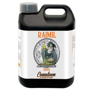 Raimil Basic Estimulador Raices Organico 100 Bio 5L Cannaboom
