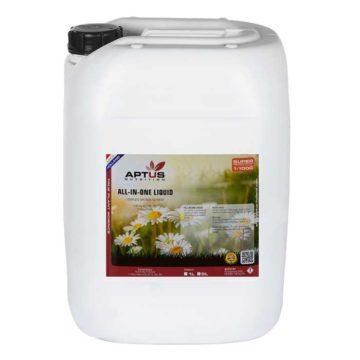 All In One Liquid Fertilizante Base 100 Mineral 20L Aptus