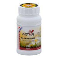 All-in-One Liquid fertilizante base 100% mineral 250ml   Aptus