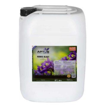 Humic Blast Estimulador Organico De Tierra Y Raices 100 Bio 20L Aptus