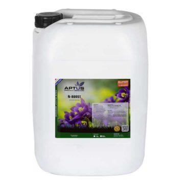 N Boost Aditivo Estimulador De Crecimiento Con Nitrogeno 100 Bio 20L Aptus