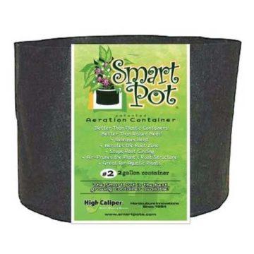 Smart Pot Maceta Geotextil Cultivo 2 Gal