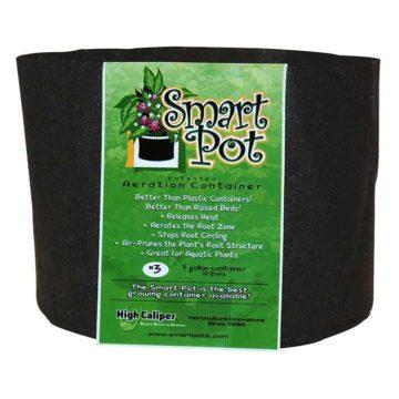 Smart Pot Maceta Geotextil Cultivo 3 Gal