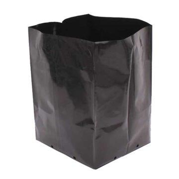 Bolsas Cultivo Plastico Negro 4L 01