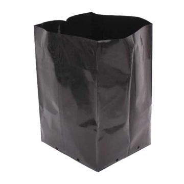 Bolsas Cultivo Plastico Negro 6L 01