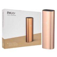 PAX 3 oro rosa kit básico vaporizador portátil digital para hierbas y concentrados | Pax Labs